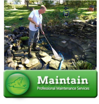 Acorn's Pond Cleaning & Power Washing Services In Rochester (NY)